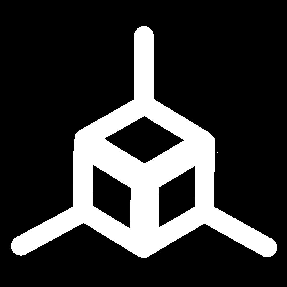 Custom background icon - 3D Design icon