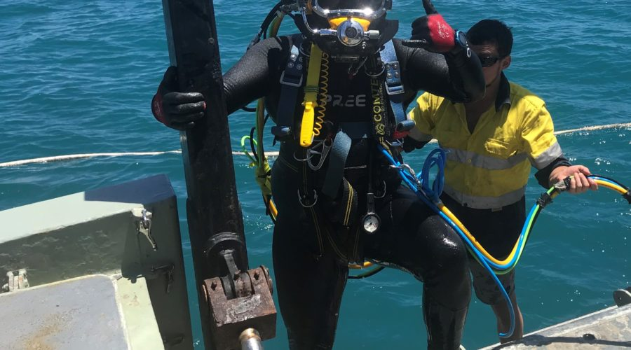 ONA Marine completes extensive diver inspection campaign.